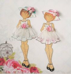 julie nutting doll stamps - Google Search