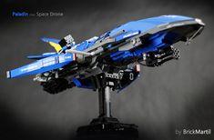 Paladin class Space Drone | Marcin Grabowski | Flickr