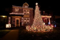 fun filled night of holiday songs beautiful lights and festive fun