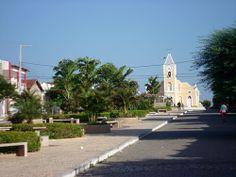 Cidade do interior São João do Seridó / The inner city of St. John Seridó.