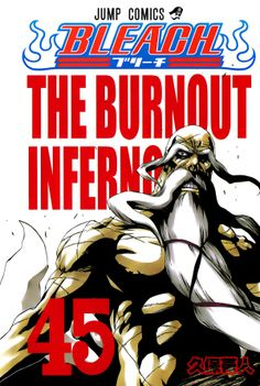 Bleach 45 - The Burnout Inferno / Tite Kubo