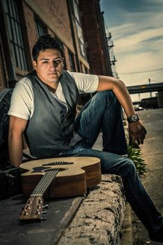 Musician Portraits, Photography, senior portraits, guitar, band portraits, guys senior ideas,