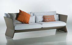 Design brasileiro - Guto Índio da Costa lança linha de sofás Plano
