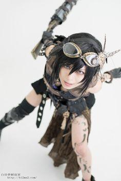 スチームパンク,空賊 - kurohi2(黒機ひつじ) スチームパンク コスプレ写真 - Cure WorldCosplay