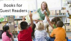 Books for Guest Readers | LibraryMom