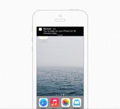 Quel est votre degré de dépendance à votre iPhone ? Il y a une Apps pour le savoir