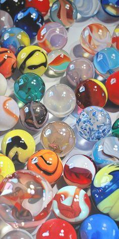 """John Schieffer-""""Tall Marbles"""""""