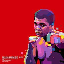 muhammed ali artwork ile ilgili görsel sonucu