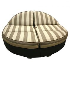 Orbit Chaise Lounge Chair Outdoor Patio Furniture Day Bed