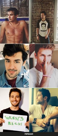 85 Photos of the Pretty Little Liars Boys That Will Make You Wish You Lived in Rosewood