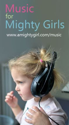 A Mighty Girl's music section features girl-empowering songs in a wide range of genres for all ages of Mighty Girls. Visitors can filter song selections by recommended age, genre, and theme, and there's also a special 'Notes to Parents' section for each entry discussing the song and video content. Embedded YouTube videos allow you to preview each song. Browse the full collection at http://www.amightygirl.com/music
