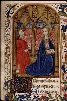 Paris, Bibl. Sainte-Geneviève, ms. 2707, f. 024 - vue 1