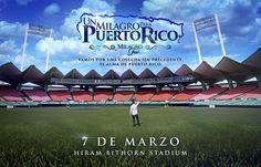 El 7 de marzo de 2015 en Hiram Bithorn Stadium, Ave Franklin Delano Roosevelt, San Juan, 00920 - See more at: http://buscandoiglesias.com/events/un-milagro-para-puerto-rico/ San Juan, Puerto Rico in PR,