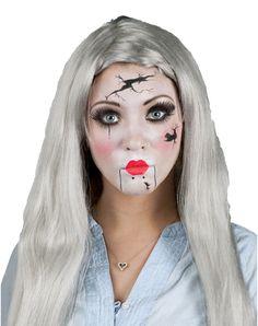 Broken Doll Makeup Kit – Spirit Halloween