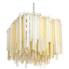 1960s vintage camer murano largest venini chandelier 204 venini chandelier aloadofball Choice Image