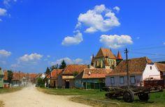 Travelling back in time to Biertan, Romania. #travel #wanderlust #europe #romania #biertan