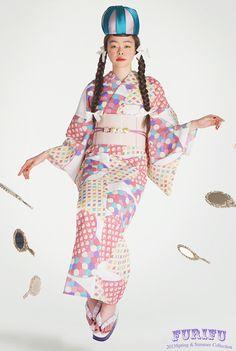 Image 2, Furifu Summer 2013 Collection