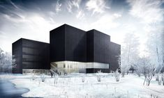 National archives of Krakow, Guillermo Vázquez Consuegra + [bakpak] architects – BETA
