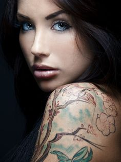 My Kingdom For Inked Babes - Tattoos For Women Small, Small Tattoos, Sexy Tattoos, Girl Tattoos, Tatoos, Classy Tattoos, Tattoo Collection, Engel Tattoo, Girl Shoulder Tattoos
