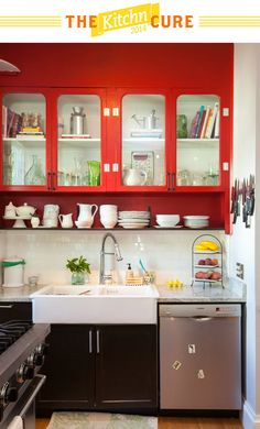Cure Day 14: Clean Cupboards, Shelves, And Drawers — The Kitchn Cure Fall 2014