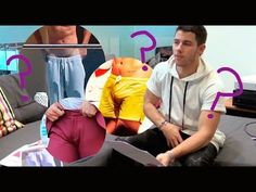 THE GAMUTT|| WebMag: #NickJonas guesses celebrity CROTCH SHOTS ...