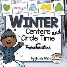 This unit is specially made just for preschool and Pre-Kindergarten students!It includes 10 Circle Time Lessons.