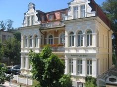 Die Villa Auguste Viktoria - Bäderarchitektur, Ahlbeck