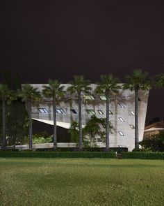 Gallery of Zaha Hadid's Issam Fares Institute Stands Out in New Photography by Bahaa Ghoussainy - 6