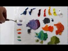 How to Mix Color:Oil Painting Warm or Cool smallest