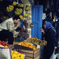 Essaouira by Mait Jüriado