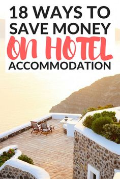 awesome Learn to get monetary savings on accommodations so you possibly can go on extra holidays. Resort accommo...