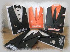 Konfirmasjon / Skjortekort Masculine Cards, Diy Gifts, Fathers Day, Ss, Card Making, Paper Crafts, Scrapbook, Invitations, Silhouette