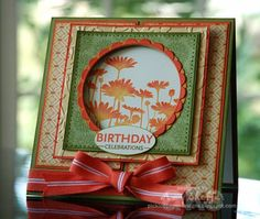 Sketchy Birthday Celebration by PickleTree - Cards and Paper Crafts at Splitcoaststampers