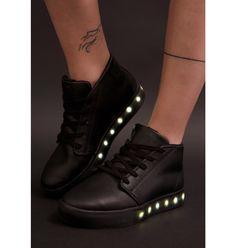 on sale aa193 9cf52 Chukka Pop Light Up Sneaker. Platta SkorPlatåskor