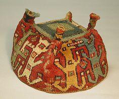 7th–9th century Geography: Peru Culture: Wari Medium: Camelid hair