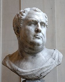 Legend has it that in the year 69 A.D. Roman Emperor Aulus Vitellius consumed 1,000+ oysters at a dinner feast. #myhero