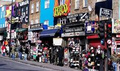 London camden town market