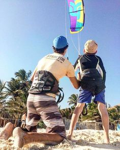 From mexicancaribbeankitesurfKitesurf is much better than an iPad. On summer vacation let your kids discover nature, wind, sea and this amazing flying sport. . . #kitesurf #kitesurfing #kiteboarding #kitesurfschool #kitesurftulum #kitesurfingtulum #kiteboardingtulum #kitetulum #learnkitesurf #youcankite #kiteeverydamnday #letkidsbekids #kitesurfkids…