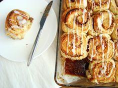 Yummy Baker: Tahmeat kanelipullat