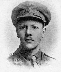 WW1. 2nd Lt Arthur Leslie Evans, X-Company, 2nd Battalion, Suffolk Regiment. Death: 20 July 1916 missing in action, Delville Wood, Somme. © IWM ( HU 93406)