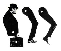 ministry of silly walks clock | Ministry of Silly Clocks || Scribbles & Such