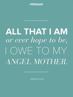 Beautiful Mother's Day Quotes | Gift Ideas for Mother's Day