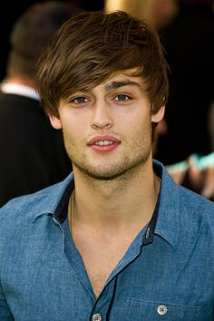 douglas booth just casually staring into your soul...no big deal