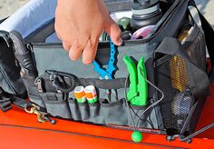 Ultimate Kayak Tackle Bag