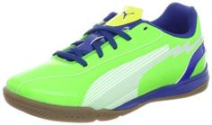 sports shoes d6796 398ea PUMA Evospeed 5 IT Soccer Cleat (Toddler Little Kid Big Kid) Puma.  49.49