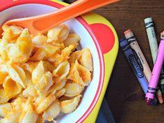 Cheesy Sweet Potato Shells