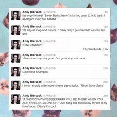 Oh Gosh Andy XD