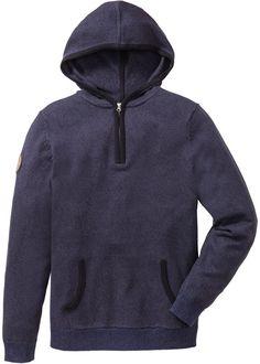 Sporty pullover with kangaroo pocket Herren Style, Denim Jacket Men, Herren Outfit, Mode Online, Kangaroo, Sporty, Hoodies, Sweaters, Sweater