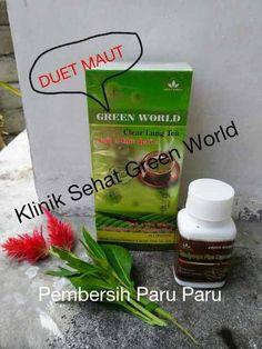 Paket Green World Untuk Asma
