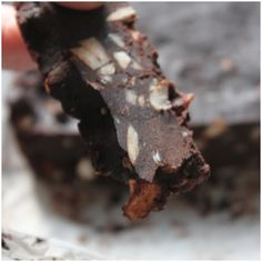 Raw Cake Brownie Opskrift